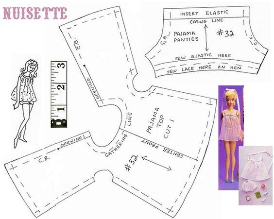 barbie informative speech outline