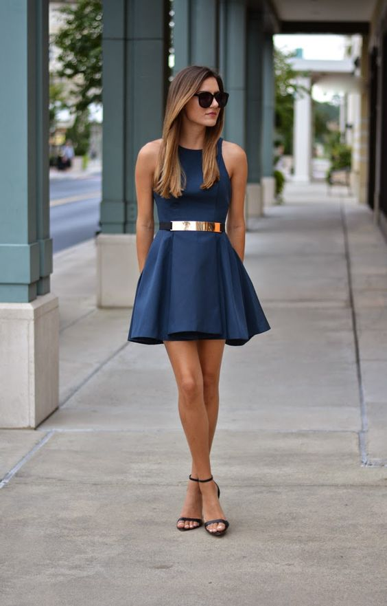 Dress: Cameo c/o Mulberry Dreams // Belt: Forever21 (similar here) // Vest: c/o Ann Taylor //...:
