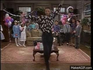 dumb dancing on Make A Gif
