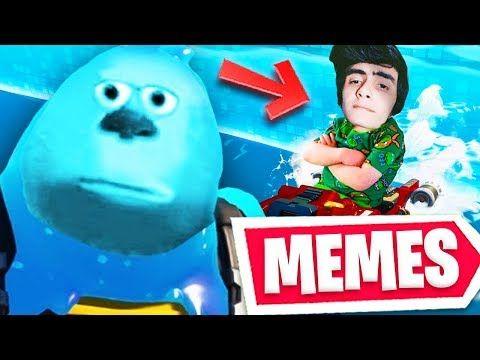 Fortnite Capitulo 2 Pero Con Memes De Halloween Ft Natalan Y Maau Youtube Memes De Halloween Memes Fortnite