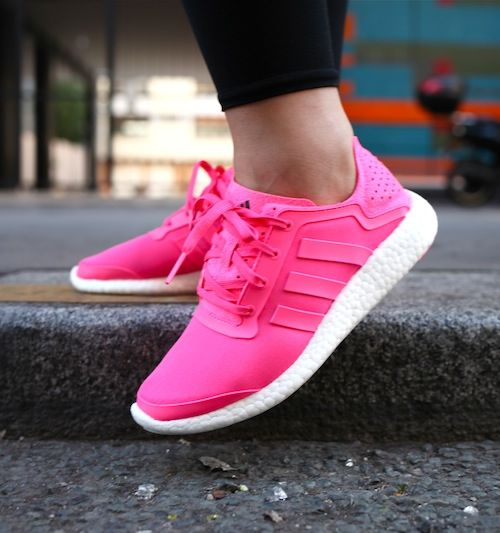Adidas Boost Womens Pink