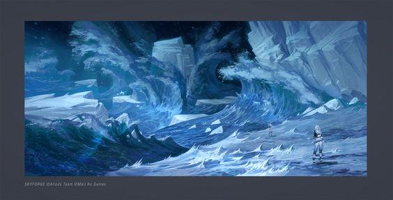 http://andead.deviantart.com/art/Skyforge-Ice-Setting-03-555987216