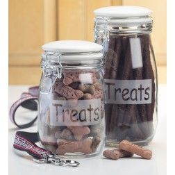 Treat Canisters - MD