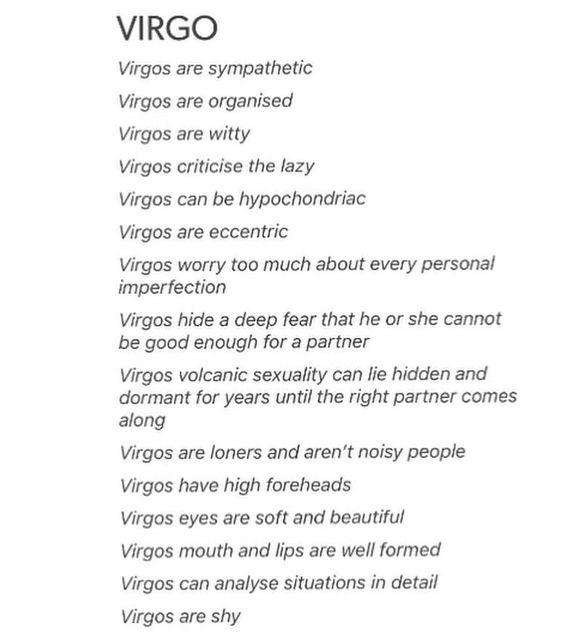 #Virgos 21 funny virgo quotes and memes   soyvirgo.com