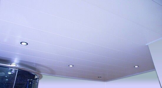 Cladding ceiling