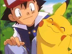 pikachu pokemon my gifs pokemon gif Ash Ketchum