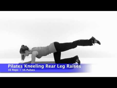 Great workout for toning your rear end.