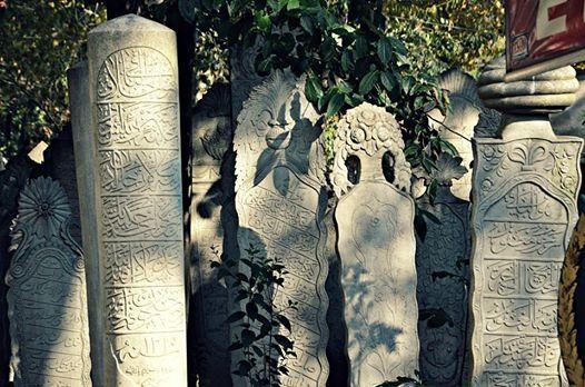 Ottoman's gravestones....: