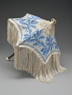 Woman's Parasol, circa 1840, England,