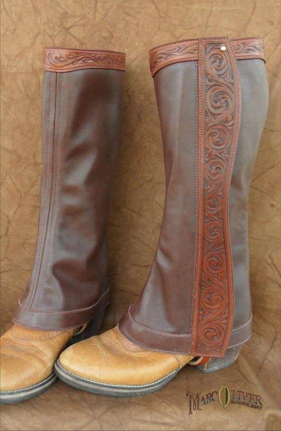 Floral Half Chaps Cowboy Boots Pinterest Floral