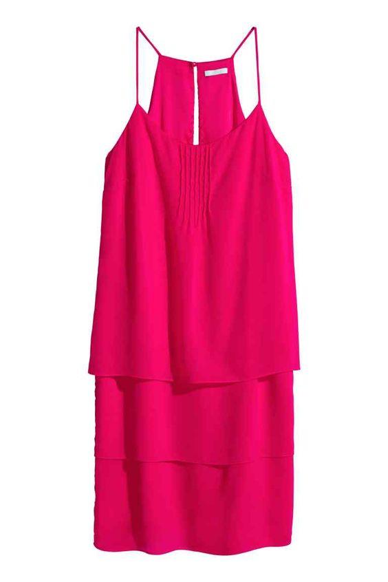 Vestido de chiffon | H&M
