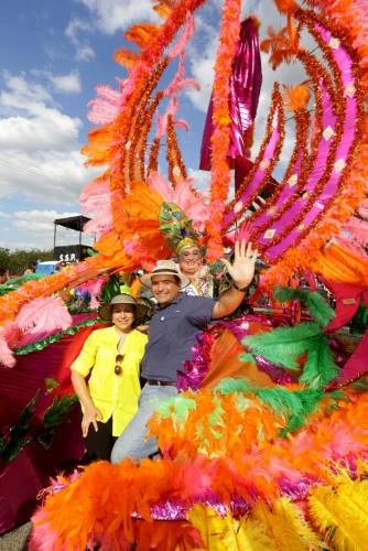 El adiós al Carnaval Mérida 2015 en fotos