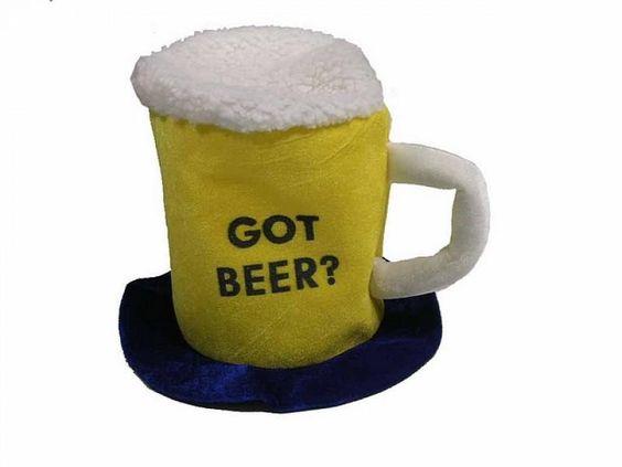 GORRO GOT BEER