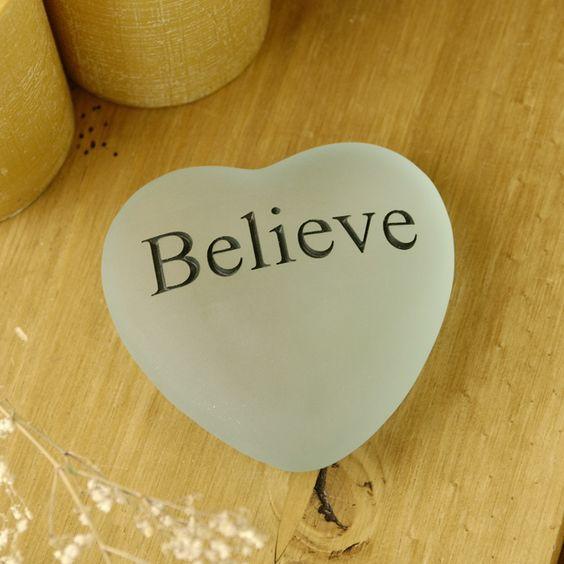 """Just """"believe""""..."""