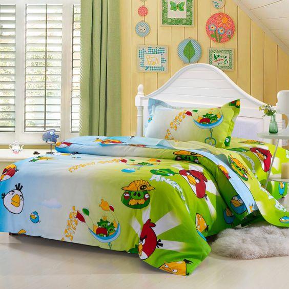 explore birds bedding birds bedroom and more angry birds green bedding