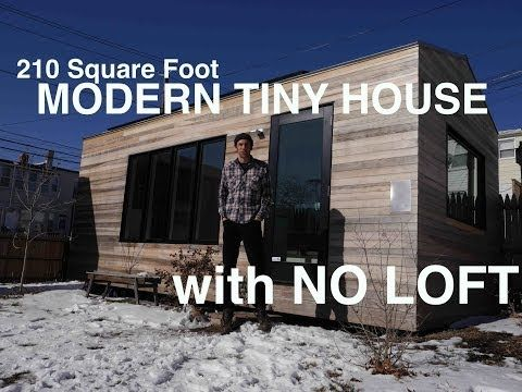 Modern Tiny House On Wheels indawo / lifepod – a modern tiny house from south africa——this