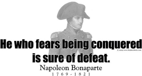 Famous Quotes, Napoleon And Youth On Pinterest