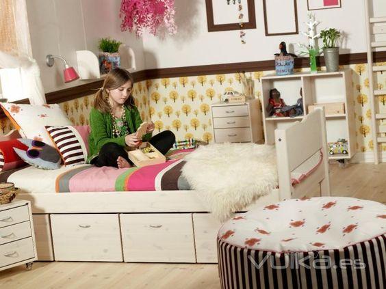 Decoración habitación infantil niña