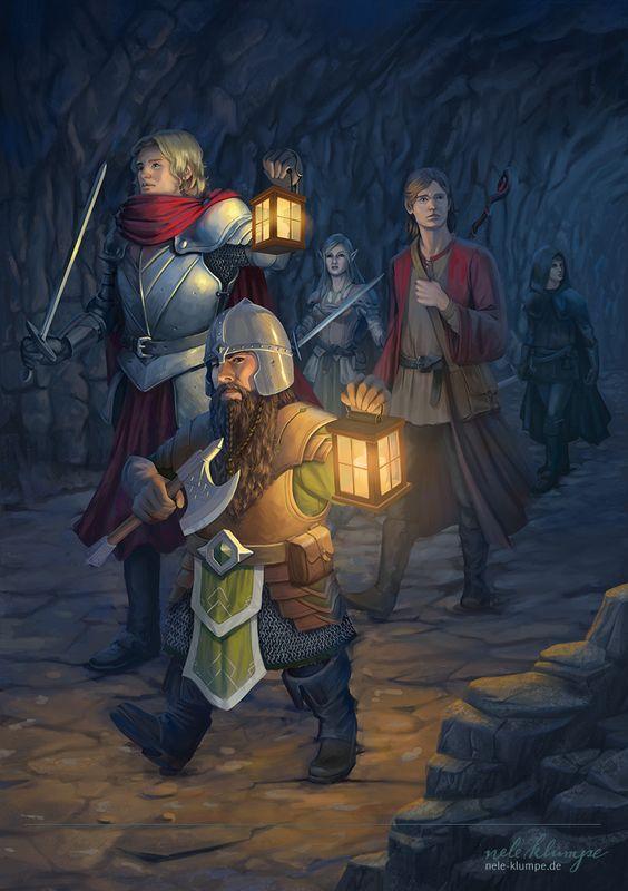 Image du jeu Héros & Dragons : RECRUTEMENT