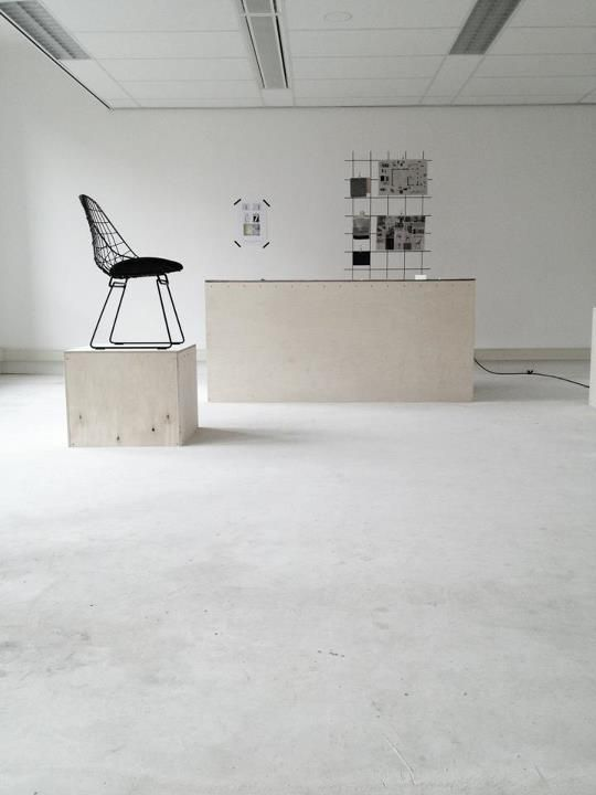 : Interior, Chair, Places Spaces, Black, Halo Est1976, Design