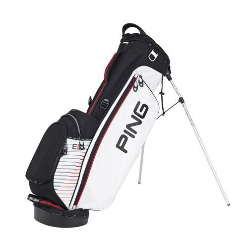 New Ping 2017 Hoofer 14 Golf Stand Bag Gray Black White Items Free Shipping Pinterest