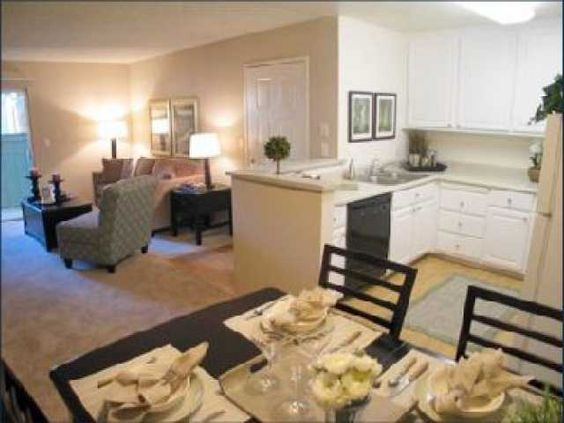 Love this layout at Oak Pointe Apartments!