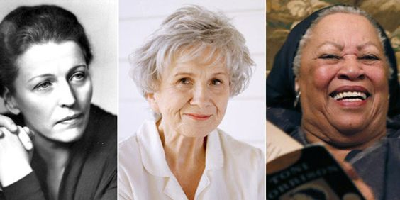 13 women who have won literature's top prize