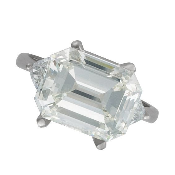 GIA Certified diamond ring with 6.02 carat $85200