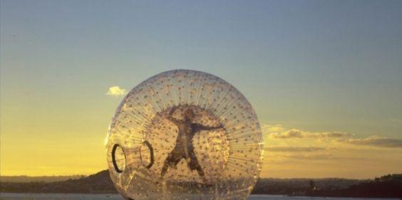 Zorb - Globe Riding