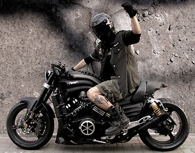 image result for yamaha vmax cafe racer | cafe racer | pinterest