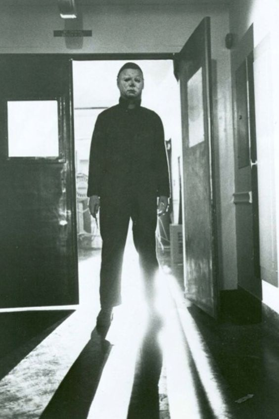 Michael Myers!!! Every time Im in a hospital I hear that