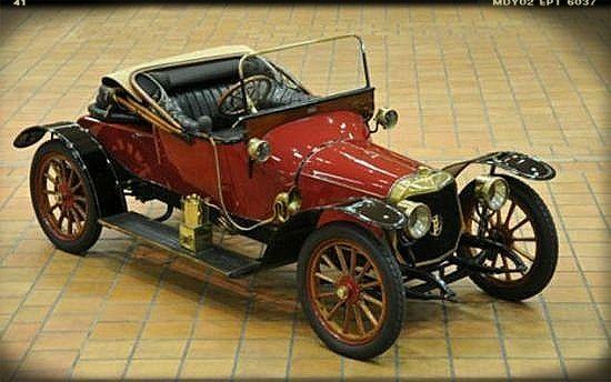 1913 Panhard