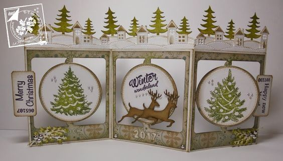 Joy!crafts: Winter Wonderland