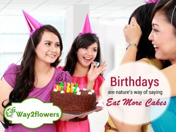 Send Birthday Cake Online