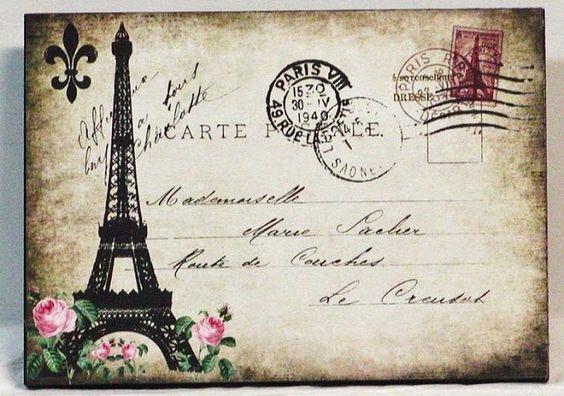 Postales antiguas 2 -Estilo vintage - Rut Vigo - Веб-альбомы Picasa