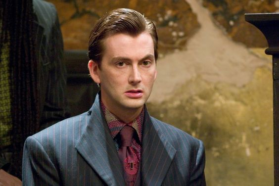 David Tennant Harry Potter | David Tennant Harry Potter and The Goblet of Fire Publicity Shoot ...