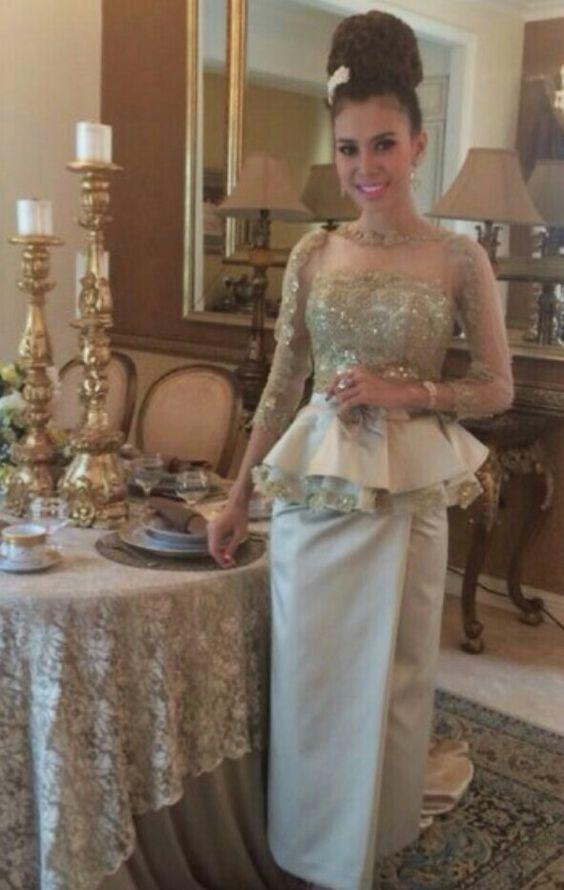 Khmer traditional clothes | khmer fashion | Pinterest ...
