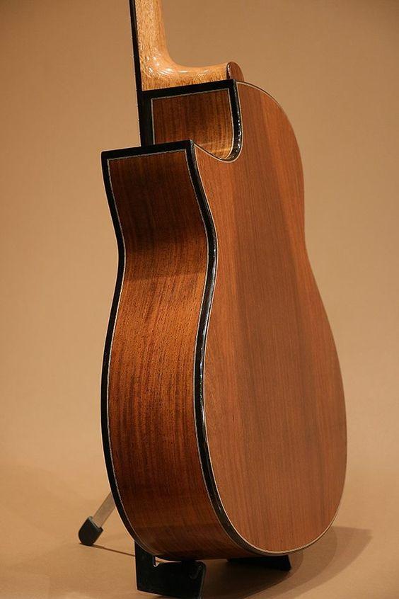 Acoustic Guitar - Back & Sides