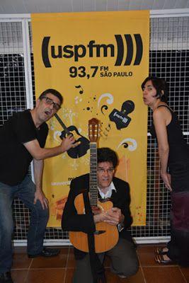Blog Rádio Base: Ouça agora a Rádio Matraca ao vivo, na USP FM