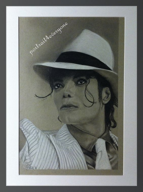 #MichaelJackson #pencildrawing #portrettekening #portrait