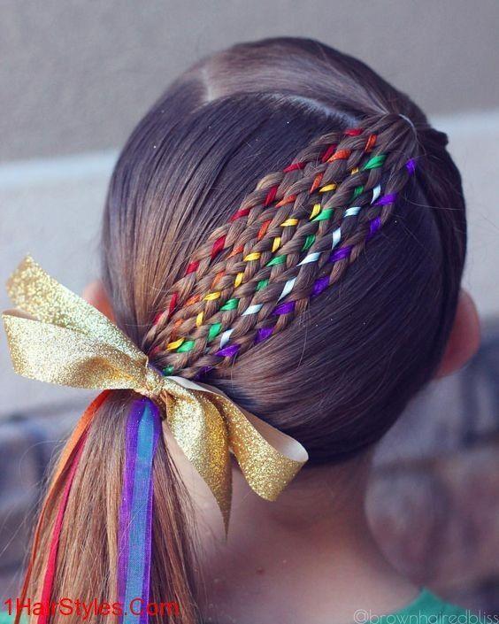 Hairstyles The Most Crazy Hairstyles Hairstyles 2019 Frisuren Kinder Haarschnitte Haartutorial