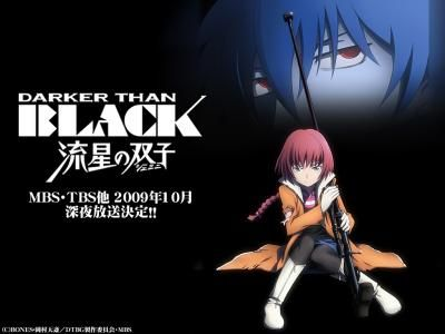 DARKER THAN BLACK 34