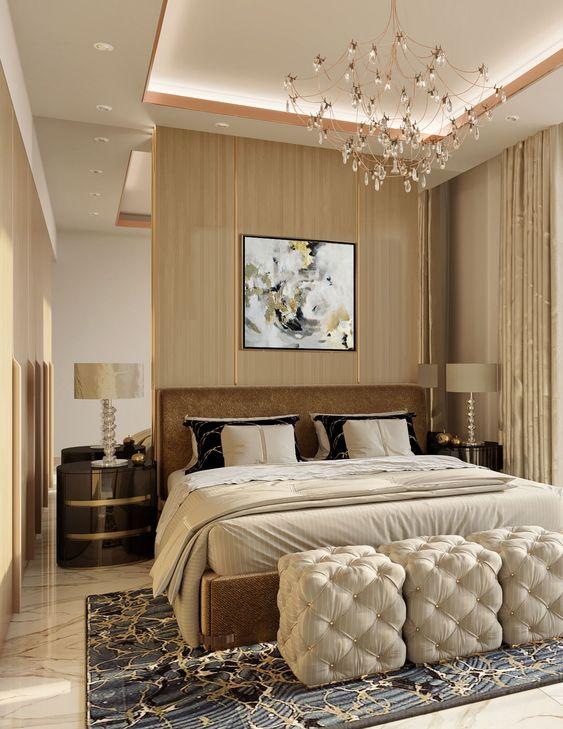 Tips decor phòng đẹp sử dụng miếng xốp dán tường 7