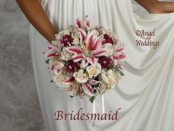 Soie de TIGER LILY Bourgogne mariage marié mariée par Angelweddings