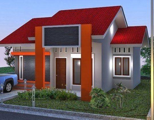 Cat Rumah Minimalis Yang Cantik In 2020 House Styles High