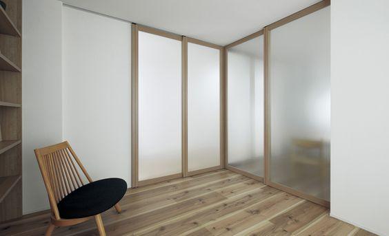 Archi-spec HIKIDO イメージギャラリー | Archi-spec HIKIDO [動く壁であるという発想の、新規格の引戸] | 内装建材シリーズ[Archi-spec] | 内装・収納(インテリア) | Panasonic