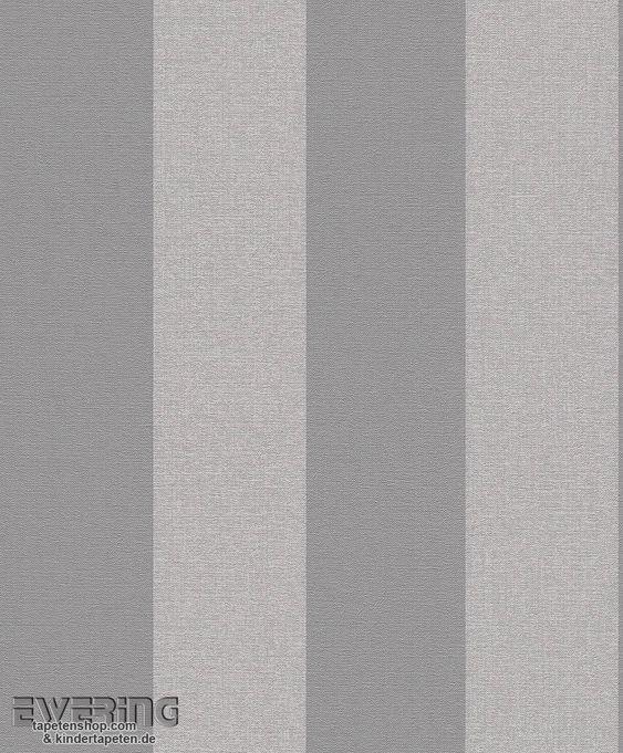 Rasch Textil Amira 23-225753 Streifen Vliestapete grau Flur ...