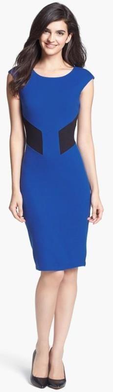 Sheath Dress for work. | olga vestidos | Pinterest | Type 4, Color ...