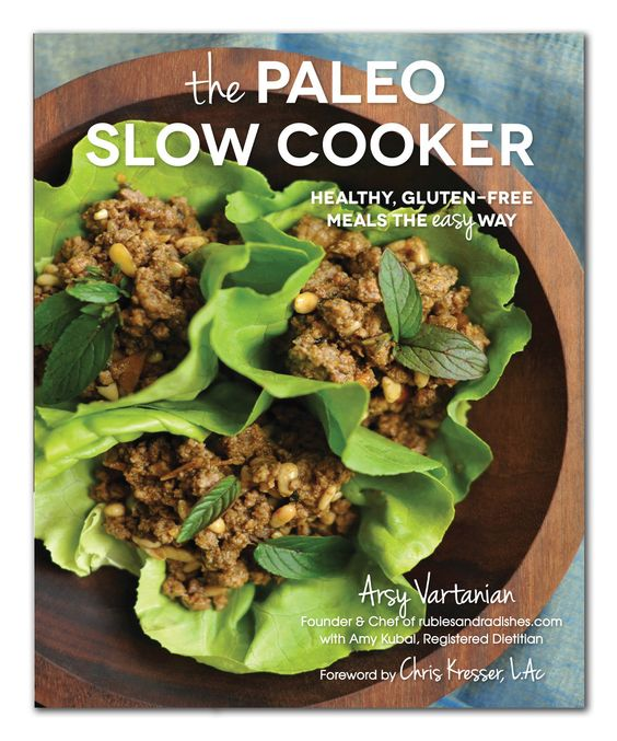 Look at this The Paleo Slow Cooker Hardcover on #zulily today!