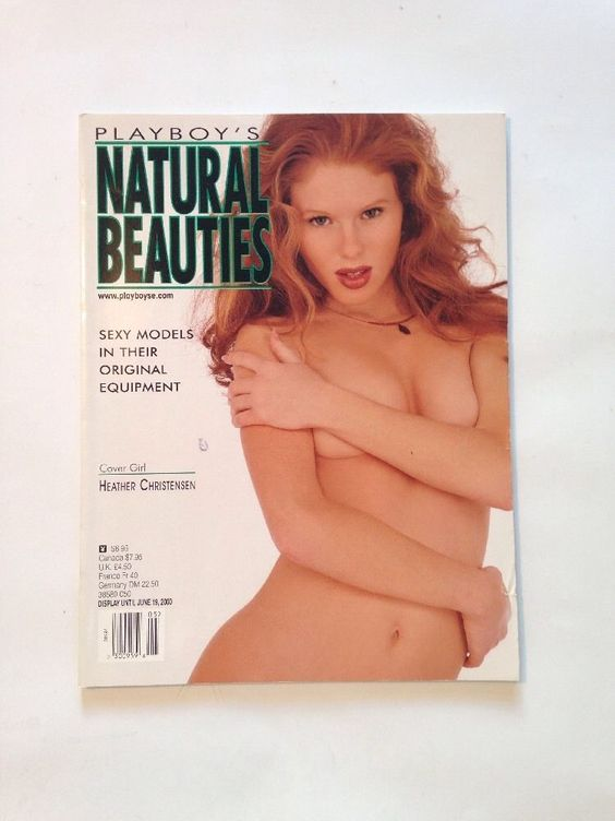 Playboy SE Natural Beauties - May 2000 - Cover Girl Heather Christensen